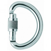 Petzl - Omni Screw-Lock - Verriegellungskarabiner