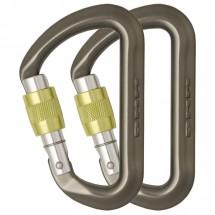 DMM - Aero Screwgate - Locking carabiner