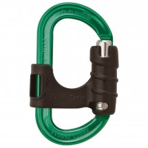 AustriAlpin - OvaLock Belay - Locking carabiner