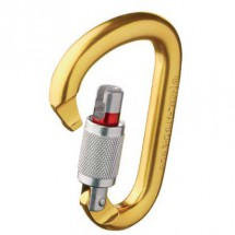 Petzl - HMS Attache Screw-Lock