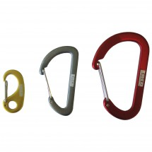 Lost Arrow - Materialkarabiner-Set