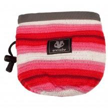 Evolv - Knit Chalk Bag Cupid - Magnesiumpussi