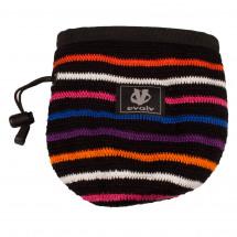 Evolv - Knit Chalk Bag Techno - Magnesiumpussi