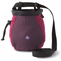 Prana - Women's Large Chalk Bag W/Belt - Magnesiumpussi