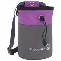Wild Country - Petit Bloc Chalk Bag - Magnesiumpussi