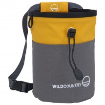 Wild Country - Petit Bloc Chalk Bag - Magnesiumpussi