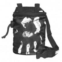 LACD - Chalk Bag Hand of Fate black - Kalkpose