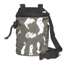 LACD - Chalk Bag Hand of Fate black - Chalkbag