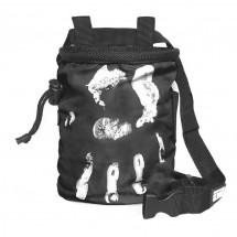 LACD - Chalk Bag Hand of Fate black - Pofzakje