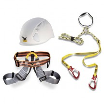 Salewa - Kit Via Ferrata Toxo 2.0 + Attac - Komplettset