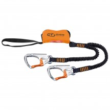 Climbing Technology - Top Shell Spring - Via ferrata set