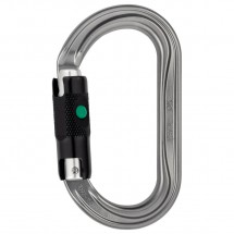 Petzl - OK Ball-Lock - Locking carabiner