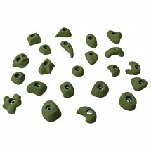 KMZ Holds - Set 3 - Pack de 22 prises d'escalade S