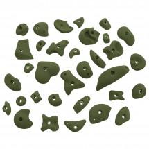 KMZ Holds - Set 5 - Pack de 33 prises d'escalade S-Mega