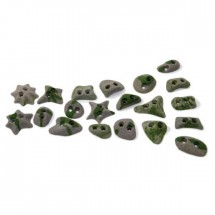 Metolius - Screw-On Footholds - Set of 20 footholds