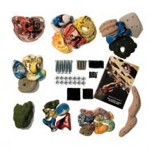Metolius - Mega Pack 30 - Climbing hold set