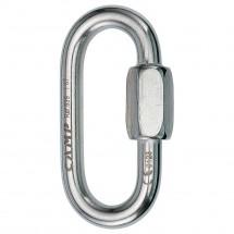 Camp - Oval Quick Link - Screw gate (inox)