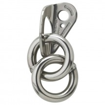 AustriAlpin - Hanger Top 10 mm Double Ring - Snap gate