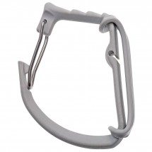 Edelrid - SM-Clip - Mousqueton porte broches à glace