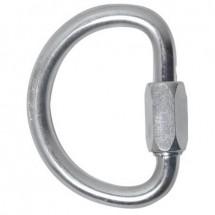 Fixe - Semi-Circular Schraubglied - Stahlkarabiner