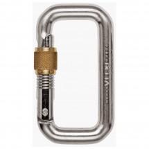 AustriAlpin - Delta Screwgate - Steel carabiner