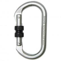 Simond - Alpin Steel Screw Gate - Mousqueton en acier
