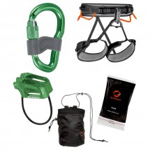 Mammut - Ophir 4 Slide Climbing Package - Climbing set