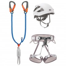 Petzl - Kit Via Ferrata Eashook - Kletterset