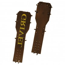 Grivel - Anti-balling plate for 2F and Rambo Evo3