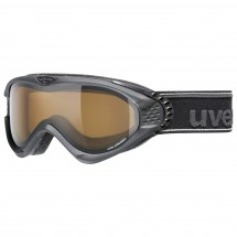 Uvex - Women's Onyx Polavision Clear - Skibrille
