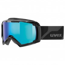 Uvex - Apache 2 Litemirror Blue - Masque de ski