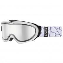 Uvex - Comanche Take Off Litemirror Silver - Masque de ski