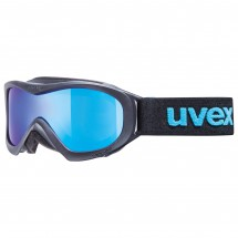 Uvex - Kid's Wizzard DL Mirror - Ski goggles