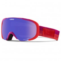 Giro - Women's Field Grey Purple - Masque de ski