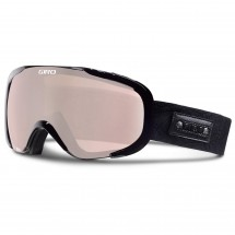 Giro - Women's Field Rose Silver - Masque de ski