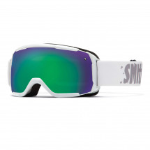 Smith - Grom Green Sol-X Mirror - Masque de ski