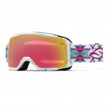 Smith - Grom Red Sensor Mirror - Masque de ski