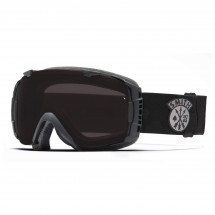 Smith - I/O Blackout / Red Sensor Mirror - Skibrille