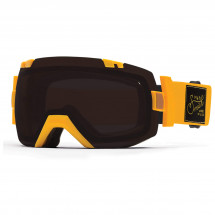 Smith - I/Ox Blackout / Red Sensor Mirror - Skibril