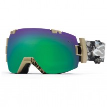 Smith - I/Ox Green Sol-X Mirror / Red Sensor Mirror