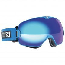 Salomon - Xmax Blue/Solar Blue +Xtra L - Ski goggles