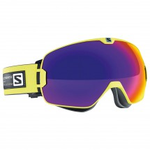 Salomon - Xmax Gecko/Solar Infra Red +Xtra L - Masque de ski