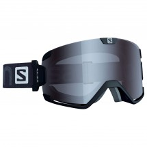 Salomon - Cosmic AFS Black/Univ. A. Grey - Masque de ski
