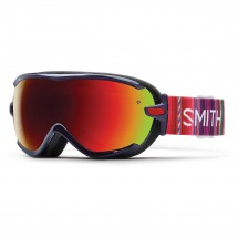 Smith - Women's Virtue Sph Red Sol-X - Masque de ski