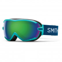 Smith - Women's Virtue Sph Green Sol-X - Laskettelulasit