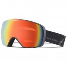 Giro - Contact Black Limo / Persimmon Blaze - Masque de ski
