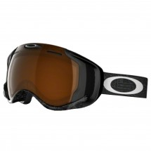 Oakley - Airwave Black Iridium - Skibril