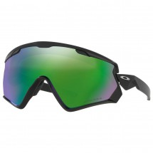 Oakley - Wind Jacket 2.0 Prizm Jade Iridium - Masque de ski