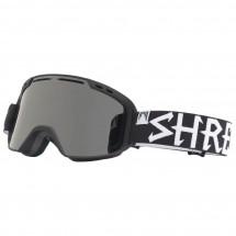 SHRED - Amazify Blackout Stealth Reflect Cat: S4 - Ski goggl