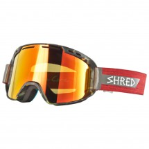SHRED - Amazify Shnerdwood Cat: S4 - Masque de ski